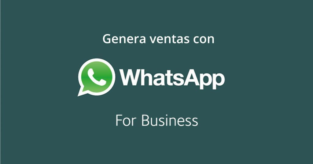 whatsapp-business-generar-ventas